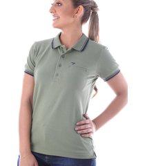 camisa polo cp0720 regular traymon verde oliva - kanui
