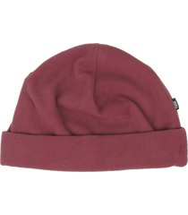 gorro térmico fiero thermo fleece vinho