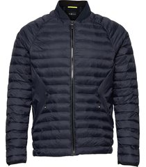 race primaloft jacket fodrad jacka blå sail racing