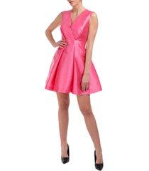vestito abito donna al ginocchio senza maniche capsule