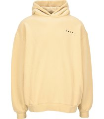 marni infinity heart hoodie