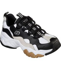 zapatos mujer  high alert negro skechers