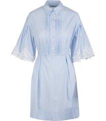 lace dress from blumarine