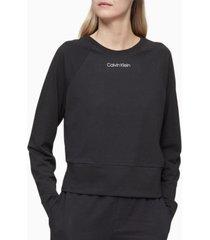 calvin klein reconsidered comfort lounge sweatshirt