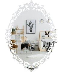 lustro dekoracyjne 50 x 33 cm