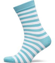raitsu socks lingerie hosiery socks blå marimekko