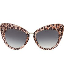 62mm cat eye sunglasses
