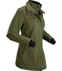 giacca di softshell (verde) - bpc bonprix collection