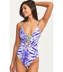 beach break one-piece swimsuit
