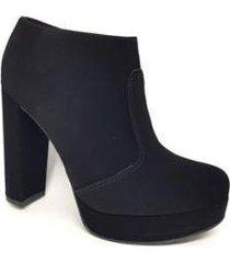 ankle boot bebecê feminina