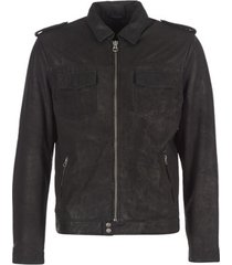 leren jas pepe jeans narciso