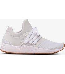 sneakers raven mesh s-e15 white gum