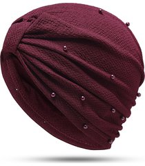 copricapo da donna confortevole traspirante confortevole copricapo da elastico per cappellino elastico
