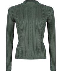 lofty manner mm30.1 sweater hope green 450 -
