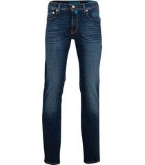 pierre cardin lyon jeans extra lang blauw