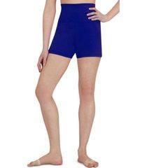 capezio high waisted shorts