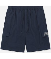 korte broek nicce london cape cargo shorts