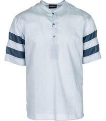 emporio armani tropez short sleeve shirts