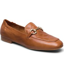 shoes 4528 loafers låga skor brun billi bi