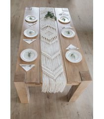 bieżnik makrama /obrus na stół / ślub