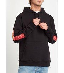 sweater volcom merick hooded