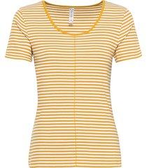 maglia a costine in cotone biologico (arancione) - rainbow