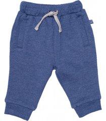 pantalon de buzo liso happy day azul piedra  pillin