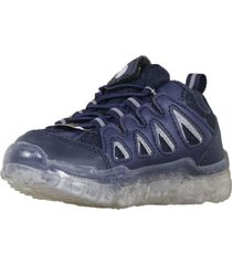 zapatilla azul footy crystal