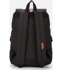 herschel supply co. men's dawson backpack - black/tan