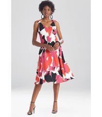 natori lotus tank dress, women's, size 4