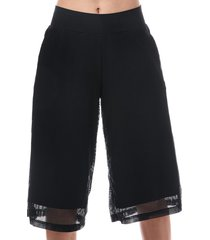 womens icon culotte pants