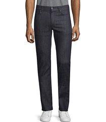 trend straight-leg jeans