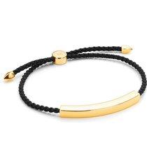 monica vinader engravable men's friendship bracelet