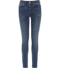 stroomlijnende jeans met slanke pasvorm