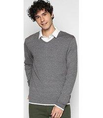 suéter colcci básico tricô masculino