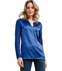 shirt amy vermont royal blue