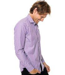 camisa violeta perramus casella