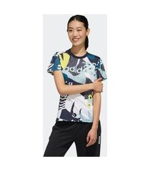camiseta adidas farm rio feminina