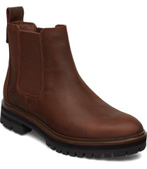 london square double gore chelsea shoes chelsea boots brun timberland