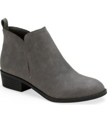 sun + stone cadee ankle booties, created for macy's women's shoes