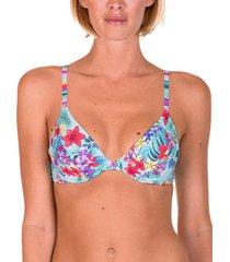 bikini lisca beugelzwembroek top florida hemelsblauw