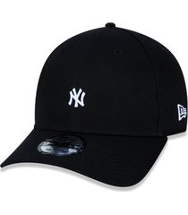 boné new era 940 snapback new york yankees preto