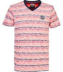 t-shirt koraal