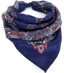 pañuelo azul nuevas historias mandala ba348-48