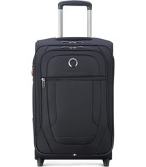 "delsey helium dlx 2-wheel 22"" softside carry-on, created for macy's"
