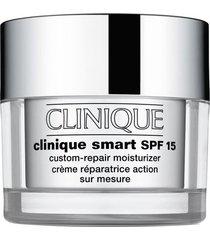 hidratante facial peles oleosas clinique - smart spf 15 custom-repair 50ml
