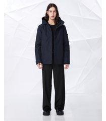 elvine barnard dark navy jacket