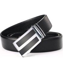 cinturón hombre de diseñado para caballero cinturón-azul