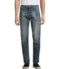 g-star raw men's 5620 3d slim-fit jeans - dark denim - size 31 30