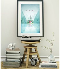 kanada - vintage plakat 50x70 cm